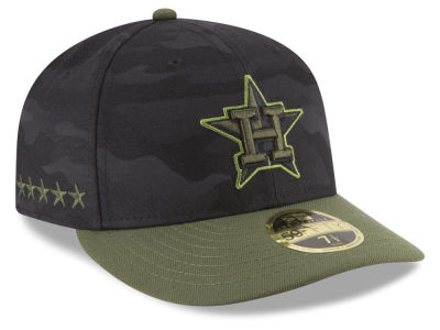Houston Astros New Era 2018 MLB Memorial Day Low Profile 59FIFTY Cap