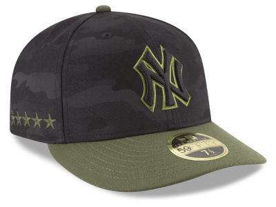 New York Yankees New Era 2018 MLB Memorial Day Low Profile 59FIFTY Cap
