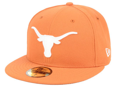 Texas Longhorns DCM NCAA AC 59FIFTY Cap