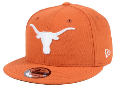 Texas Longhorns DCM NCAA Core 9FIFTY Snapback Cap