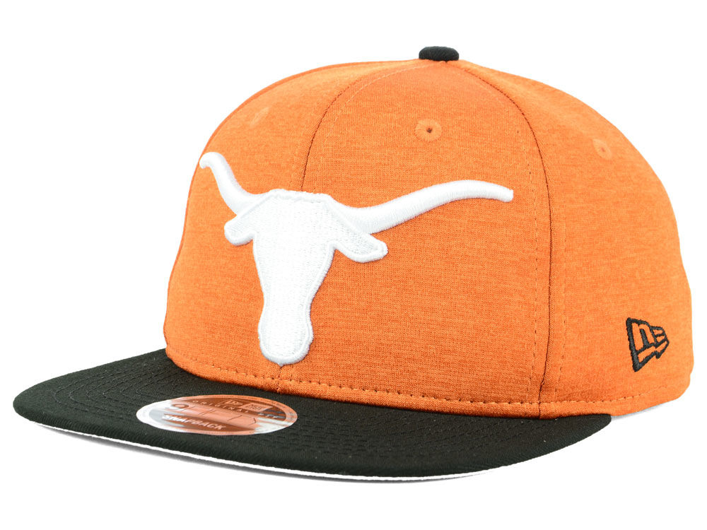 more photos e8bee 575d1 ... ireland texas longhorns dcm ncaa heather huge 9fifty snapback cap deb33  af3ef