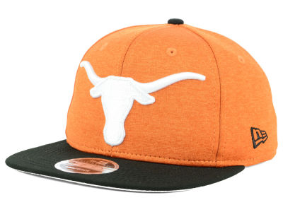 Texas Longhorns DCM NCAA Heather Huge 9FIFTY Snapback Cap