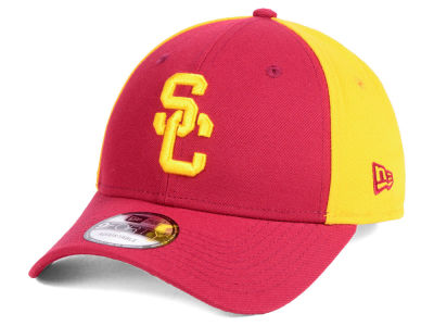 USC Trojans DCM NCAA Blocked Team 9FORTY Cap