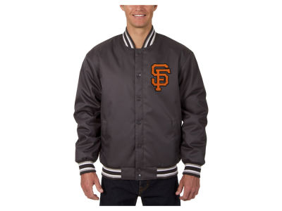 San Francisco Giants JH Design MLB Men's PolyTwill Jacket