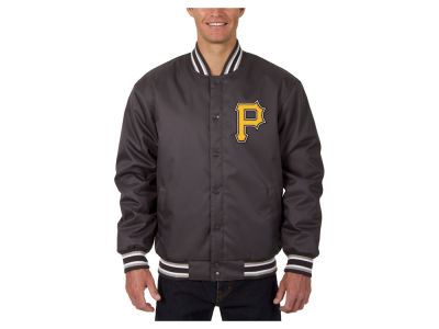 Pittsburgh Pirates JH Design MLB Men's PolyTwill Jacket