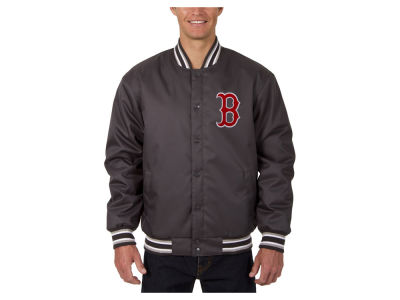 Boston Red Sox JH Design MLB Men's PolyTwill Jacket