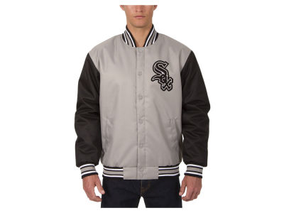 Chicago White Sox JH Design MLB Men's PolyTwill Jacket