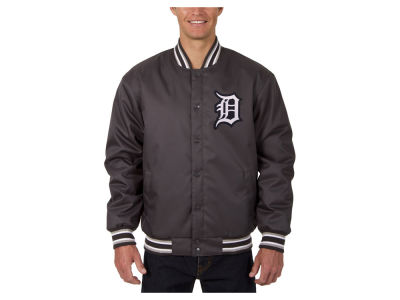 Detroit Tigers JH Design MLB Men's PolyTwill Jacket