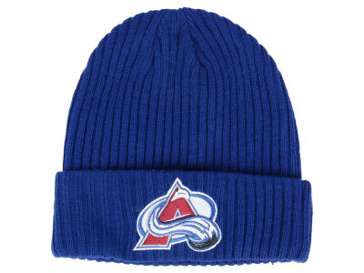 Colorado Avalanche NHL Fan Basic Cuff Knit
