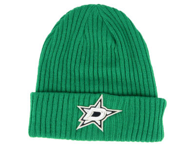 Dallas Stars NHL Fan Basic Cuff Knit