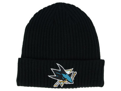 San Jose Sharks NHL Fan Basic Cuff Knit