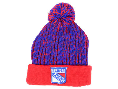 New York Rangers NHL Women's Iconic Ace Knit