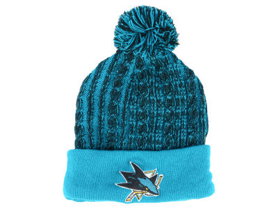 San Jose Sharks NHL Women's Iconic Ace Knit