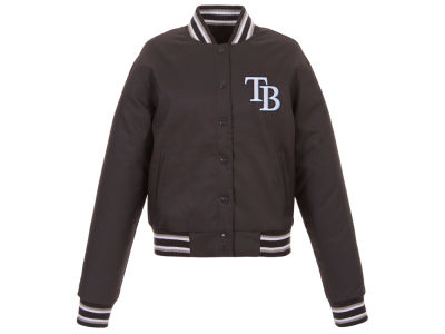 Tampa Bay Rays JH Design MLB Women's Polytwill Jacket