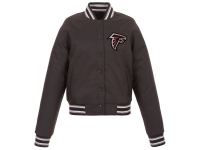 Atlanta Falcons JH Design NFL Women's Polytwill Jacket