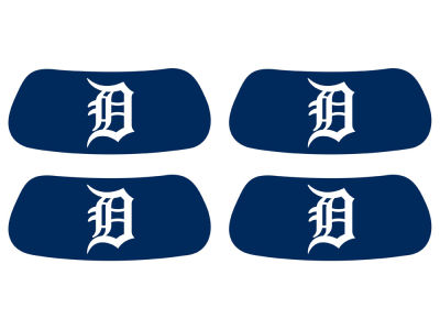 Detroit Tigers 2 Pair Eyeblack Sticker