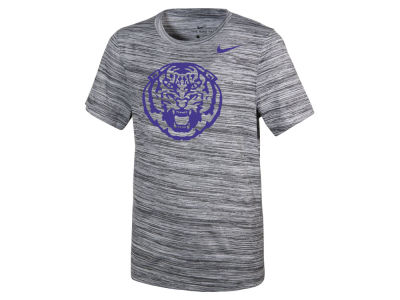 LSU Tigers Nike NCAA Youth Velocity Travel T-Shirt