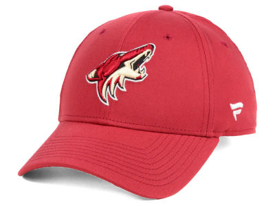 Arizona Coyotes NHL Fan Basic Adjustable Cap