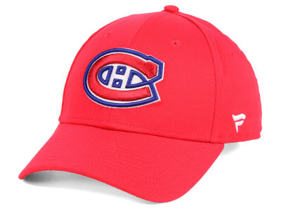 Montreal Canadiens NHL Fan Basic Adjustable Cap