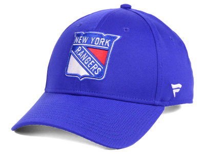 New York Rangers NHL Fan Basic Adjustable Cap