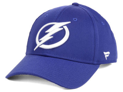 Tampa Bay Lightning NHL Fan Basic Adjustable Cap