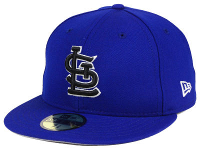 St. Louis Cardinals New Era MLB Royal Pack 59FIFTY Cap