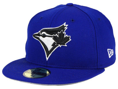 Toronto Blue Jays New Era MLB Royal Pack 59FIFTY Cap