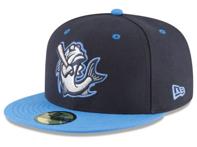 Tampa Tarpons New Era MiLB AC 59FIFTY Cap
