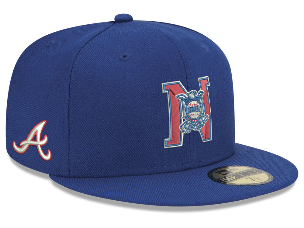 885948a31590 ... best price atlanta braves new era mlb league front 59fifty cap a22a8  769a3
