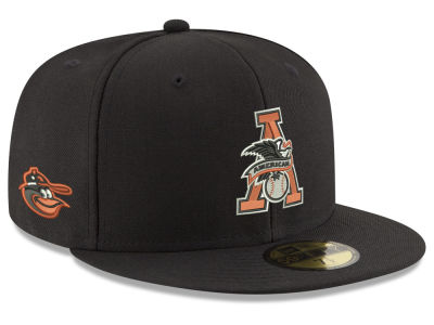 Baltimore Orioles New Era MLB League Front 59FIFTY Cap