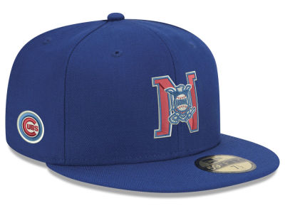 Chicago Cubs New Era MLB League Front 59FIFTY Cap