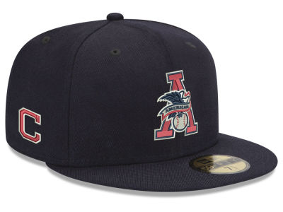 Cleveland Indians New Era MLB League Front 59FIFTY Cap