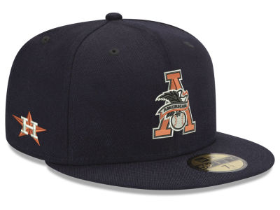 Houston Astros New Era MLB League Front 59FIFTY Cap