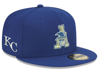 Kansas City Royals New Era MLB League Front 59FIFTY Cap