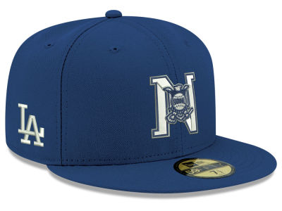 Los Angeles Dodgers New Era MLB League Front 59FIFTY Cap