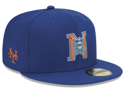 New York Mets New Era MLB League Front 59FIFTY Cap