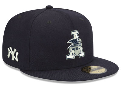 New York Yankees New Era MLB League Front 59FIFTY Cap