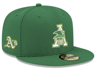 Oakland Athletics New Era MLB League Front 59FIFTY Cap