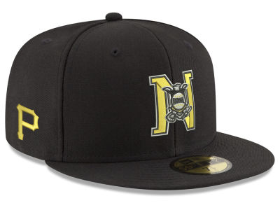 Pittsburgh Pirates New Era MLB League Front 59FIFTY Cap