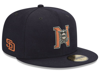 San Diego Padres New Era MLB League Front 59FIFTY Cap