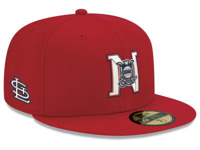 St. Louis Cardinals New Era MLB League Front 59FIFTY Cap