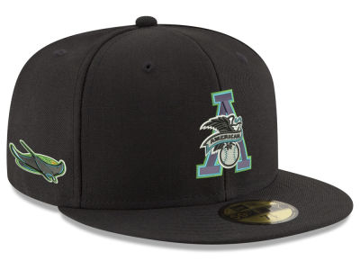 Tampa Bay Rays New Era MLB League Front 59FIFTY Cap
