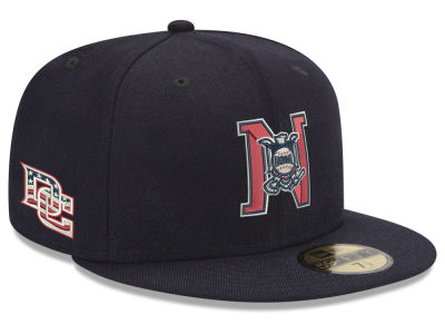 Washington Nationals New Era MLB League Front 59FIFTY Cap