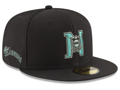 Florida Marlins New Era MLB League Front 59FIFTY Cap