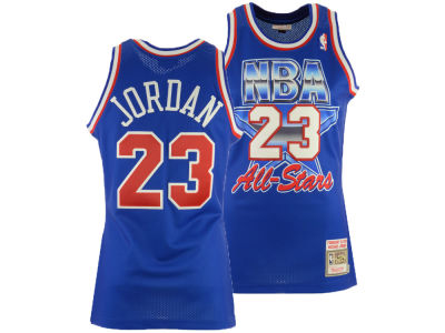 ba1622a16d1 NBA All Star Michael Jordan Mitchell   Ness 1993 Men s Authentic Jersey