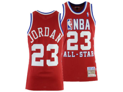 NBA All Star Michael Jordan Mitchell & Ness 1989 Men's Authentic Jersey