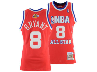 NBA All Star Kobe Bryant Mitchell & Ness 2003 NBA Men's Authentic Jersey