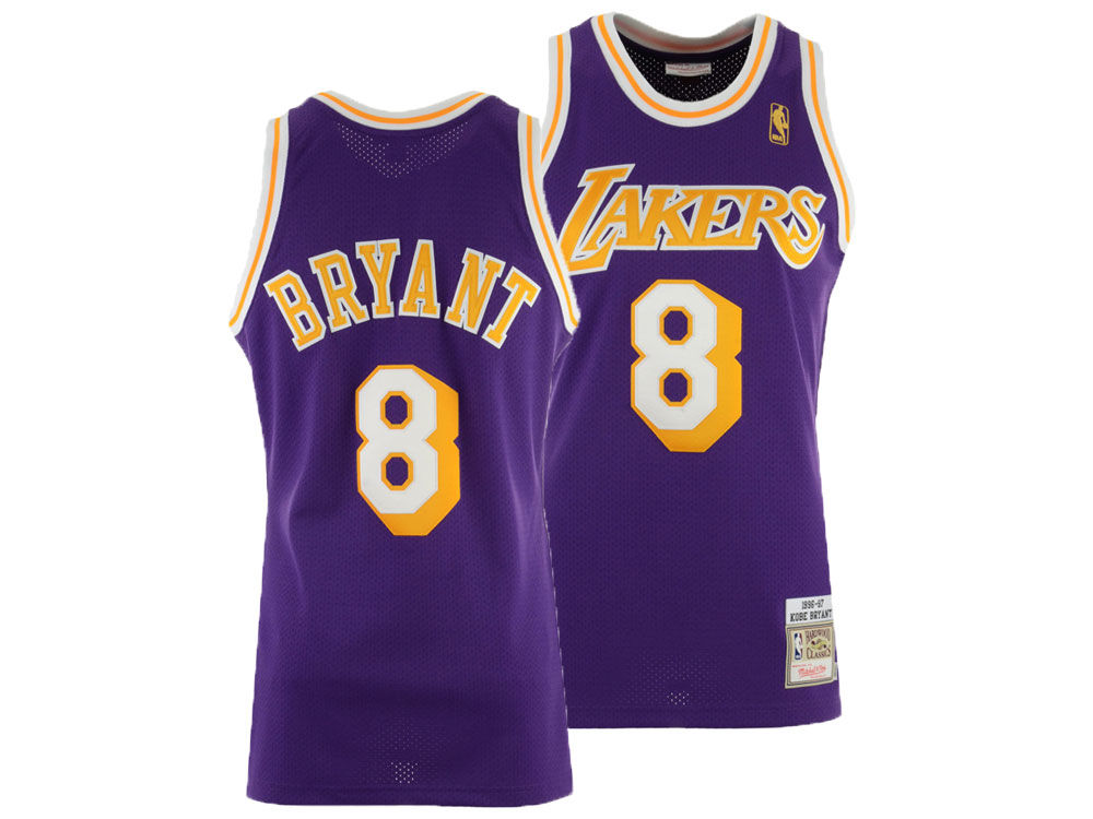 acb09a370 ... inexpensive los angeles lakers kobe bryant mitchell ness nba authentic  jersey f3409 e4000