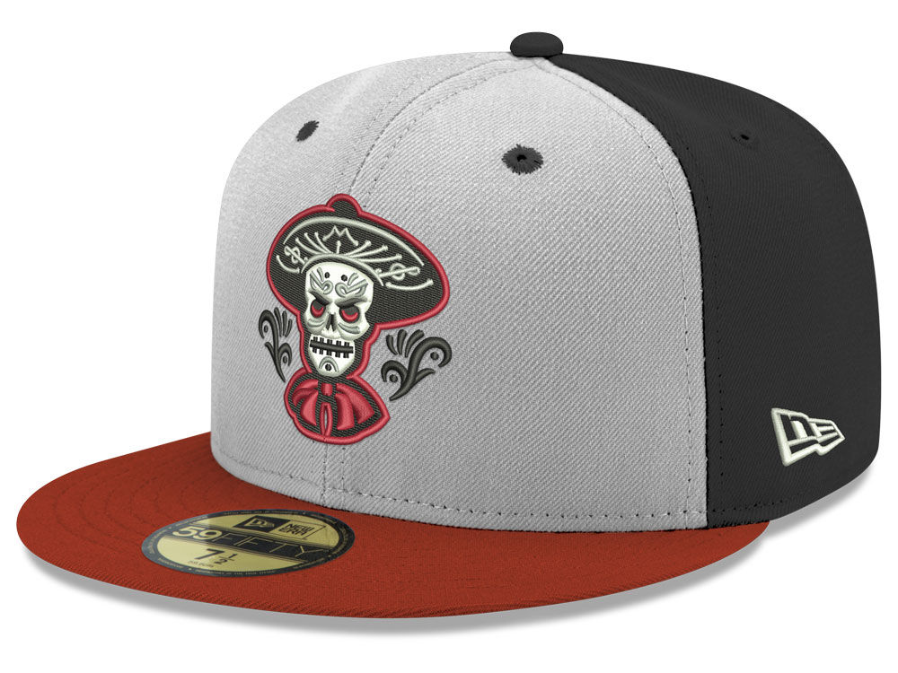 Albuquerque Isotopes New Era MiLB Copa de la Diversion 59FIFTY Cap ... 0b4a244f6ad