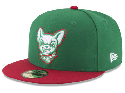 EL Paso Chihuahuas New Era MiLB Copa de la Diversion 59FIFTY Cap
